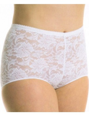 Triolet lace panties sheath