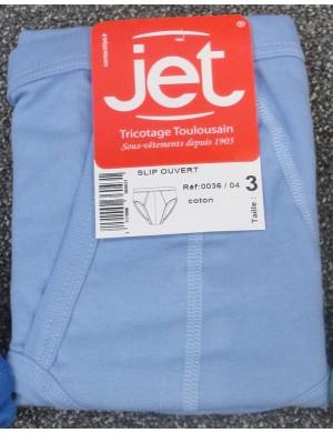 Lot de 3 Slips taille haute ouvert Jet
