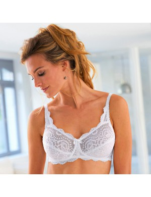 Playtex Flower Elegance Bra