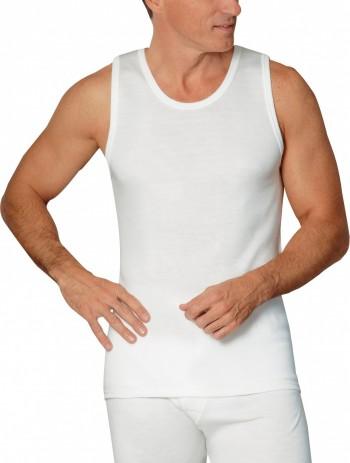 Tee-shirt sans manches blanc Rhovylon