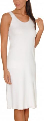 Fond de robe rose 100% Coton Achel