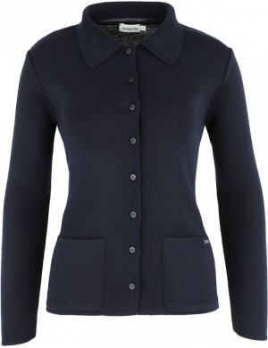 Armor Lux polo collar buttoned jacket