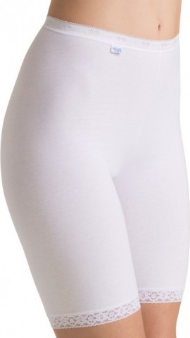 Panty long Blanc Sloggi Basic
