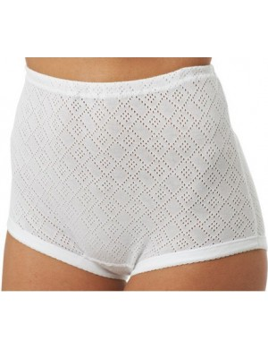 Set of 3 Armor-Lux openwork cotton knickers